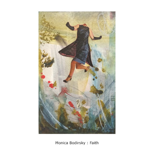 Monica Bodirsky : Faith