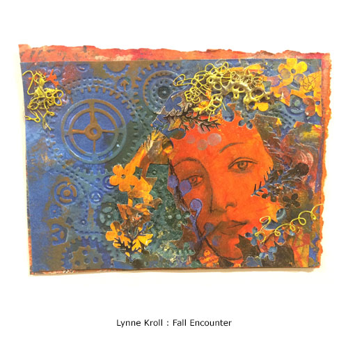 Lynn Croll : Fall Encounter