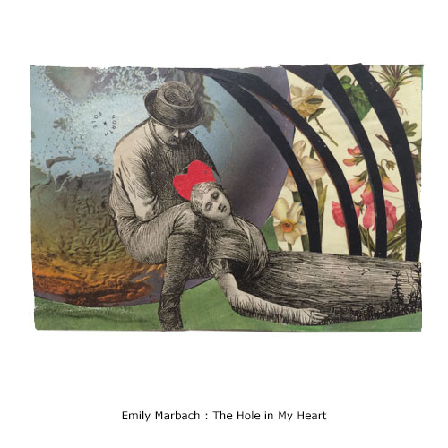 Emily Marbach : The Hole in My Heart