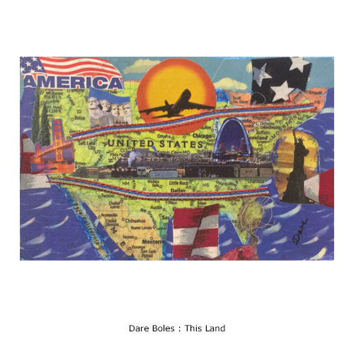 Dare Boles : This Land