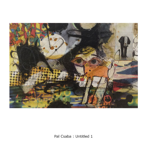 Pal Csaba : Untitled 1
